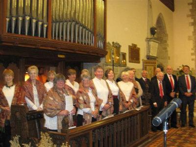 Choir and Organ Photo